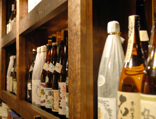 Why are there so many kinds of shochu made in Kyushu?