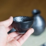 """""""OCHOKO—a sake cup: popular among ladies, sophisticated, and good for a gift!"""""""