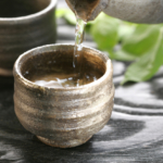 Sake made by Kimoto method