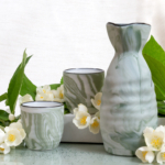 Standard goods for the wedding gifts. Introducing a pair of drinking vessels – Arita ware, Mino ware, Cold sake cups
