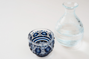 The glass products of Kiriko
