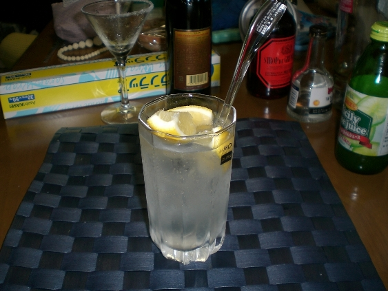 Sake Sour