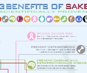 13 Benefits of Sake