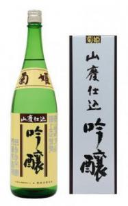 Kikuhime Yamahai Ginjo