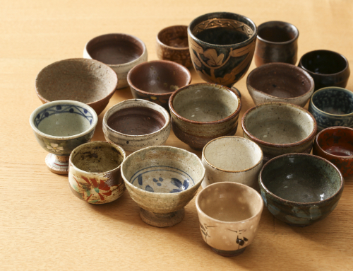 Sake Vessel's Shape and Its Impact