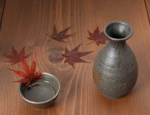 "The autumn is the best season for Japanese Sake ""Hiyaoroshi"""