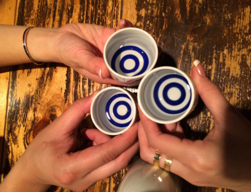"""Sake bomb"" – The right way to drink and have fun while partying"