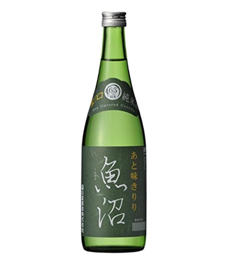 Karakuchi Uonuma Junmai