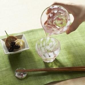 Tsugaru Vidro Sake Set