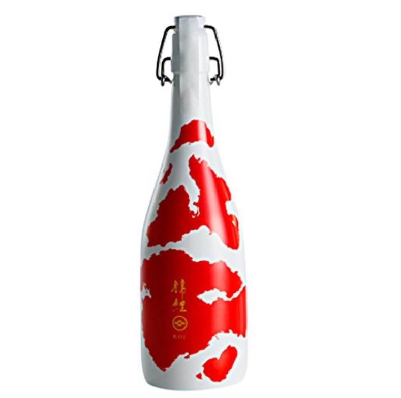 Japanese sake Nishikigoi