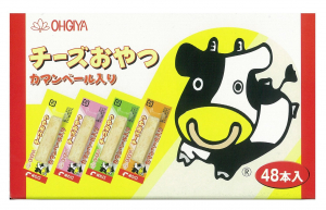 Ohgiyashokuhin Cheese snack Camembert