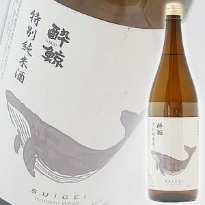 Suigei Special Junmai sake Bottle